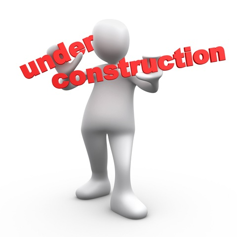 under construction on Work At Home Christians